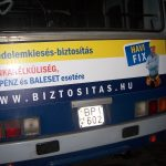 National Public Transport and Volan vehicle advertising campaign
